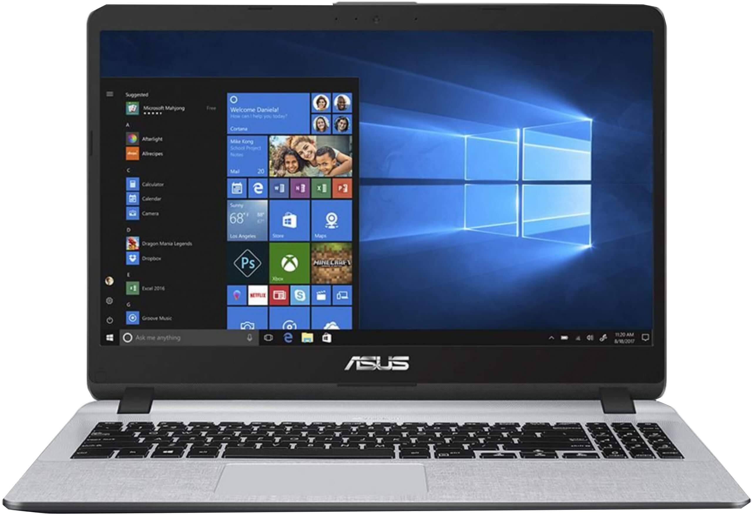 Portátil ASUS X507MA-BR365